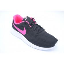 Nike Tanjun GS Black - Pink