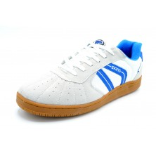 Skater sala blanco/azul