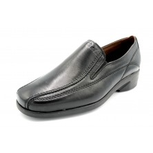 Pitillos 500 negro - Zapato de invierno para mujer.