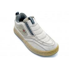 Kelme Buxton - Zapatilla deportiva de piel sin cordones