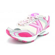 Kelme Label fuxia - Zapatilla deportiva running para niña