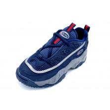 Kelme Spox - Zapatilla deportiva con cordones para niño