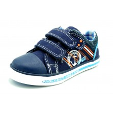 Pablosky 948220 Canvas Navy - Zapatilla de lona