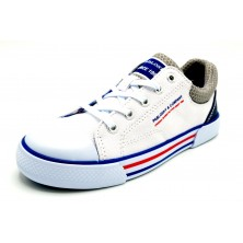 Pablosky 949000 Canvas Blanco - Zapatilla de lona