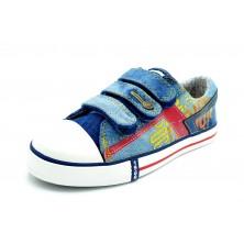 Pablosky 949310 Denim Jeans - Zapatilla de lona