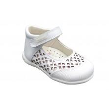 Pablosky 001400 blanco - Zapato primeros pasos