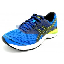 Asics Gel Pulse 9 Blue - Zapatilla de running