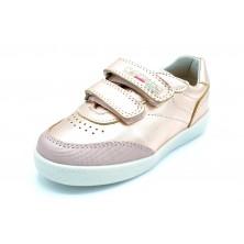 Pablosky 273743 Cobre - Zapatilla deportiva de piel para niña
