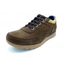 Alex 3726 Marrón - Zapato de piel con cordones