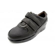 Amarpies AQH13454 - Zapato de velcro para mujer