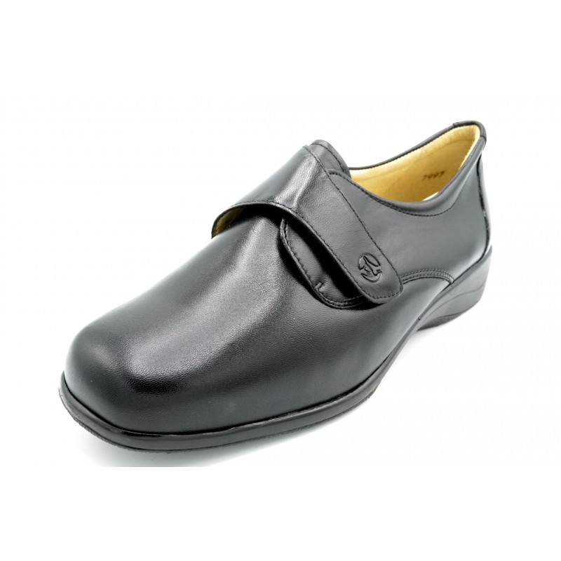 Drucker 1268 Negro - Zapato de piel