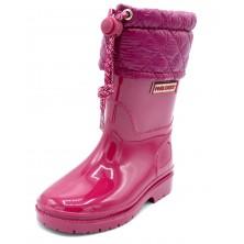 Pablosky 960470 Rosa - Bota de agua para niña