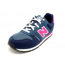 New Balance YC373AB - Zapatilla deportiva mujer