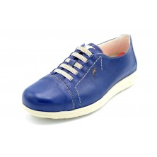 Fluchos NUI F0854 Royal - Zapato sport de piel