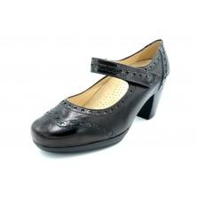 Drucker Calzapedic 23261 Negro - Zapato de tacón