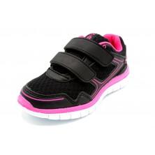 Sweden Kle Air rosa - Deportivo de velcro para niña