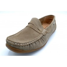 Sweden Kle Enrico arena - Zapato de piel para hombre