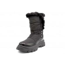 D´angela DLA16435 Negro - Bota con abrigo
