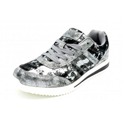 J´Hayber Cheduna Silver - Sneaker Casual