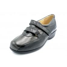 Drucker 28144 Negro - Zapato anatómico plantilla extraíble