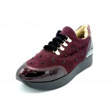 Drucker Casual cordones - Zapato de piel plantilla extraíble