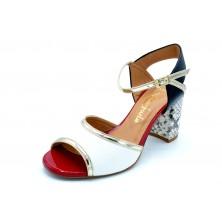 Platino Shoes 1196002 - Zapato de vestir con tacón