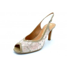 Platino Shoes 6064 - Zapato de vestir con tacón