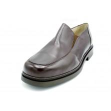 Drucker 25780 Marrón - Zapato anátomico de piel