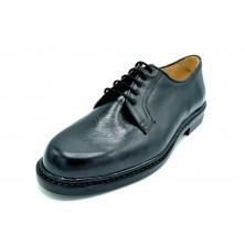Paco Cantos 950 Negro - Zapato de piel