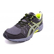 Asics Gel Venture 7 Metropolis Safety Yellow - Zapatilla de trail running