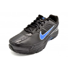 Nike Dart 8 Leather Black - Zapatilla deportiva de piel