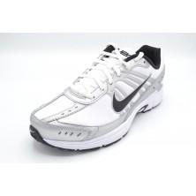 Nike Dart 8 Leather White - Zapatilla deportiva de piel