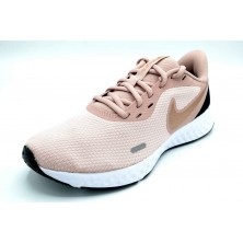 Nike Revolution 5 Barely rose - Zapatilla deportiva chica