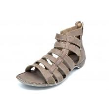 Porronet 5023 Taupe - Sandalia de piel