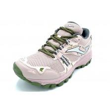 Joma Shock Lady Pink - Zapatilla de trail para chica
