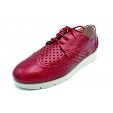 Tamicus 2125 Burdeos| Zapato de piel con cordones