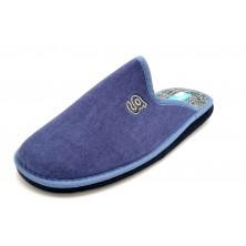 Niagara Gomus 680 Jeans | Zapatilla de lona para casa | Suela relax