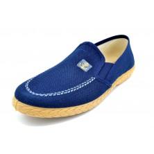 Isasa 228 Azul | Zapatilla de lona