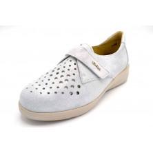 Drucker Calzapedic 25023 | Zapato de piel con plantilla extraíble