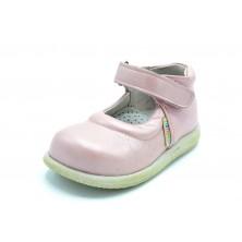 Nenuco 1124 Rosa | Zapato de piel para niña
