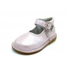Nenuco 4099 Rosa | Zapato de piel para niña