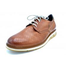 Fluchos Kemp F0773 Habana Cuero |Zapato de piel con cordones