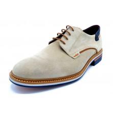 Fluchos Marlon F1120 Taupe | Zapato de piel para vestir
