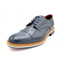 Fluchos Marlon F1128 Oceano | Zapato de piel para vestir