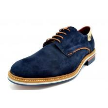 Fluchos Marlon F1120 Marino | Zapato de vestir de piel